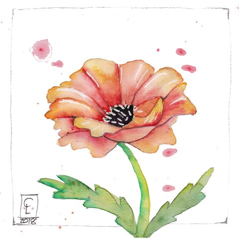 Tiny Original - Poppy