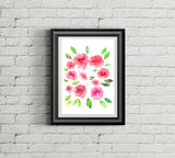 Rose Joy - Art Print