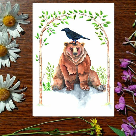 Greeting Card - Friends 2