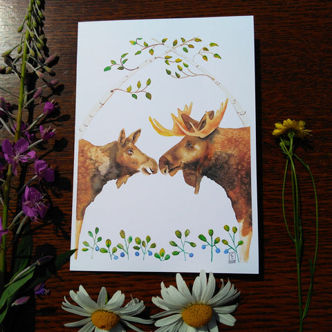 Greeting Card - True Love
