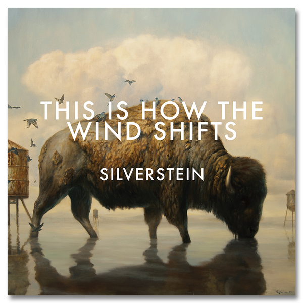 Official Silverstein This is How the Wind Shifts CD