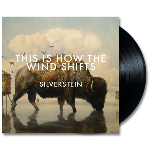 Official Silverstein This is How the Wind Shifts LP