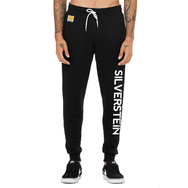 Official Silverstein Patch Logo Joggers