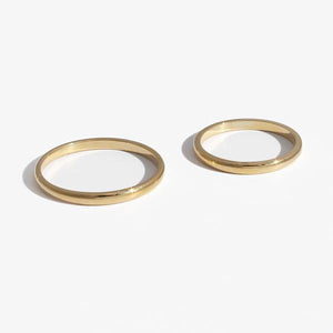 Wedding Band - 14K