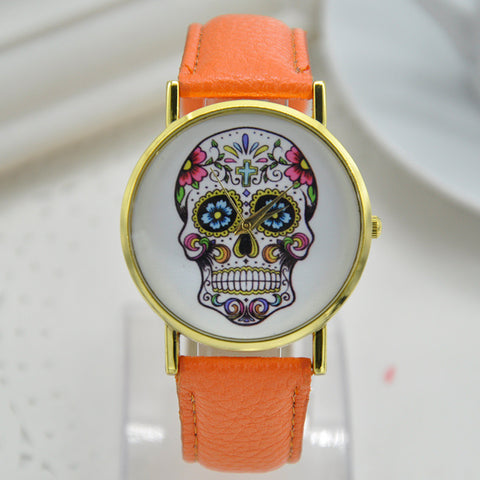 Skull Fashion Watch