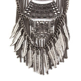 Figures Boho Statement Necklace - My Glam Styles  - 2