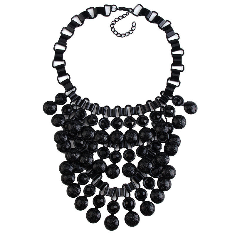 Black Necklace - My Glam Styles