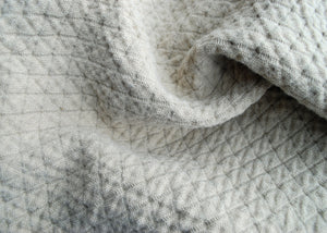 diamond weave bath towel swirl