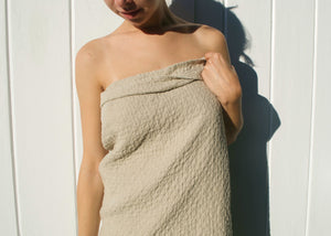 diamond weave bath towel shower