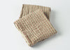 two-ply stripe linen oversized dish towel