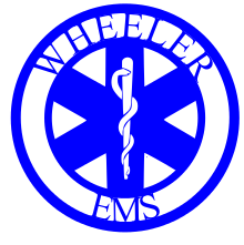 EMS Custom Metal Sign