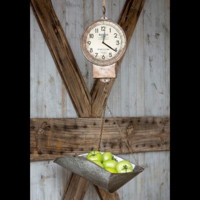Produce Scale Clock