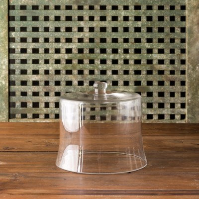Medium Glass Cloche
