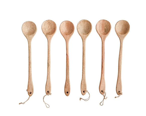 Mango Wood Tasting Spoon