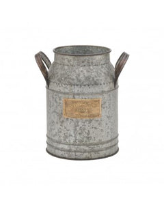 Large Milk Can - Vintage 825