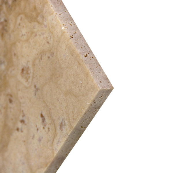 Ivory Light Honed Filled Travertine Tiles 18x18: 18 X 18 Honed And Filled Philadelphia Travertine Tile