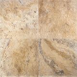 18 x 18 Honed and Filled Philadelphia Travertine Tile  - DEKO Tile - 1
