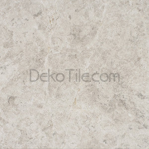 12 x 12 Polished Silver Shadow Limestone Tile - DEKO Tile