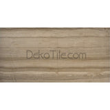 12 x 24 Polished Athens Gray Marble Tile - DEKO Tile