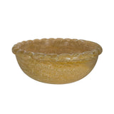 16 Gold Pie Drop-In Sink Travertine - DEKO Tile