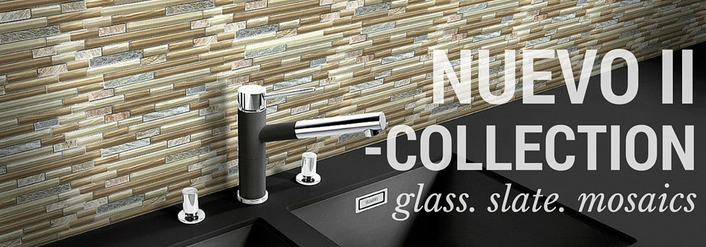 Nuevo II Glass Mosaic Collection