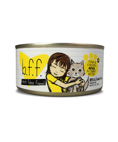 BFF Canned Cat Food