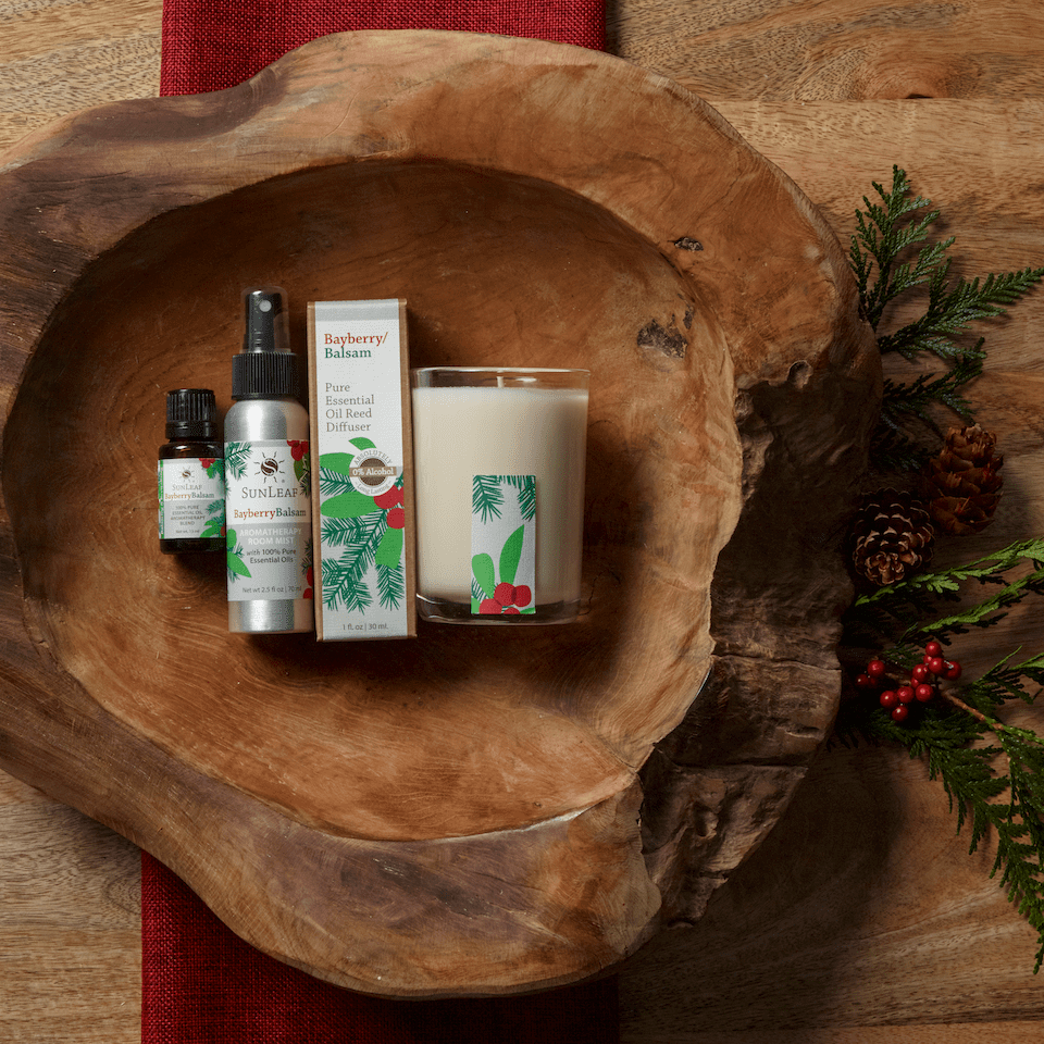 2018 BayBerry Balsam Holiday Collection