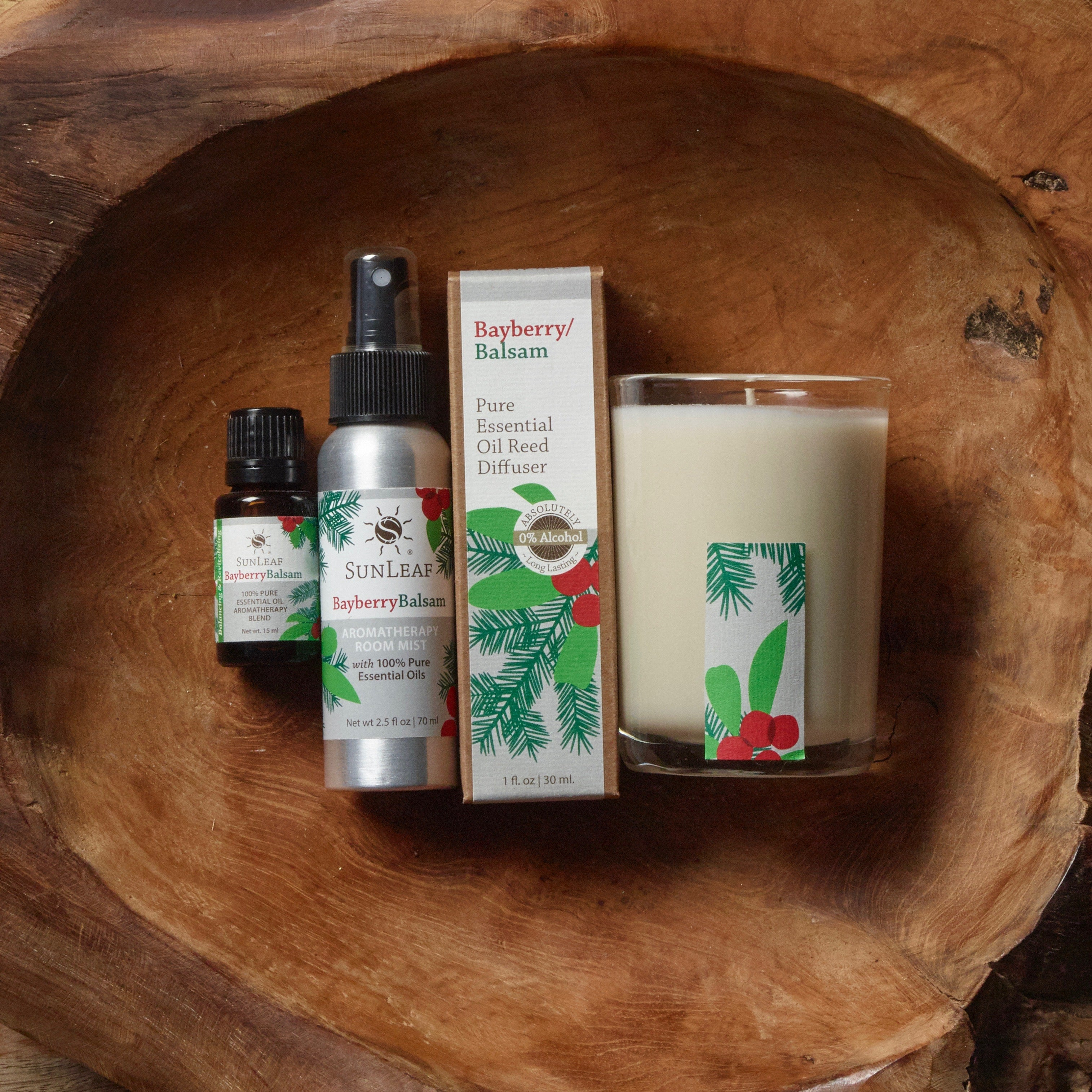 2018 BayBerry Balsam Collection