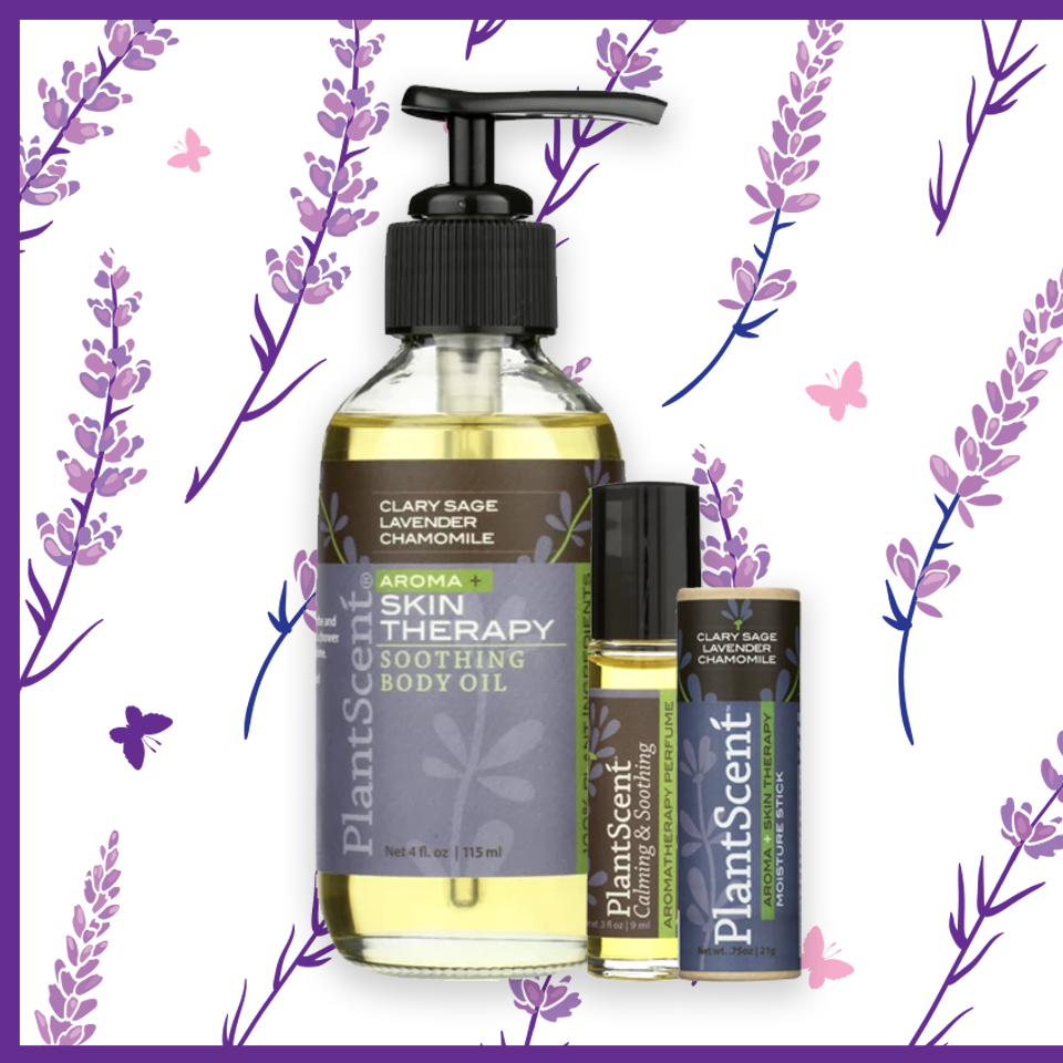 Moisturize with your favorite scents this season with the PlantScent body care collection.