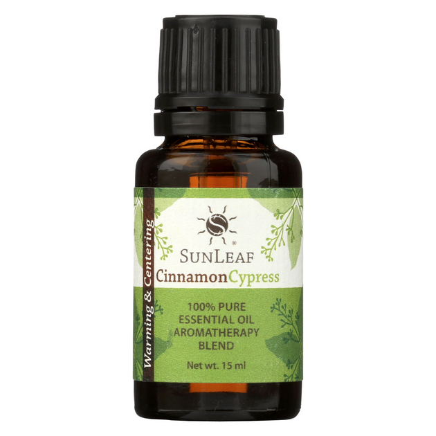 Essential Oil Aromatherapy Blends - SunLeaf Naturals®