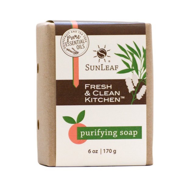 Fresh Clean Kitchen Purifying Soap
