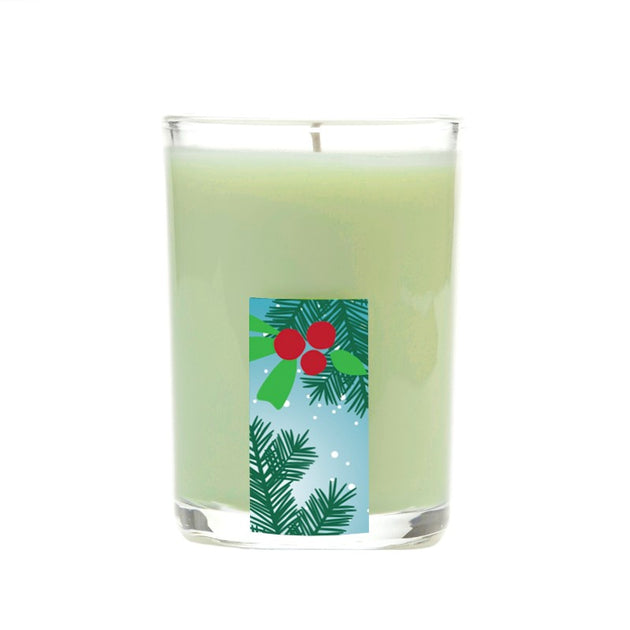 BayBerry Balsam Candle in Glass