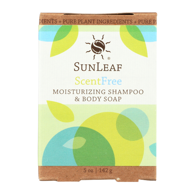 Moisturizing Shampoo & Body Soap