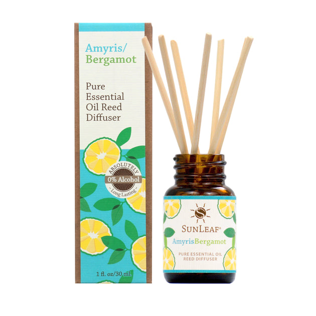 Pure Essential Oil Reed Diffuser