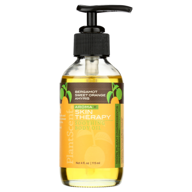 PlantScent® Soothing Body Oil - SunLeaf Naturals®