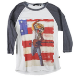 bruce springsteen born in the usa concert tee