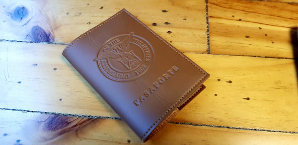 UP Passport Holder