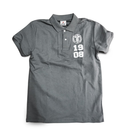 UP 1908 Polo Shirt - Gray
