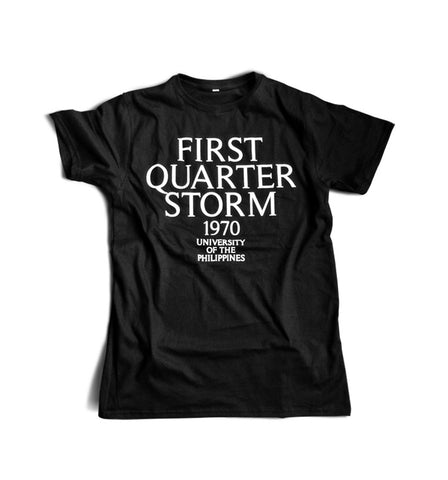 First Quarter Storm Shirt