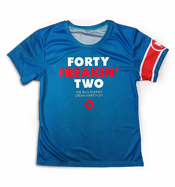 Forty Freakin' Two TBR Marathon Shirt 2017 Edition (Pre-Order)