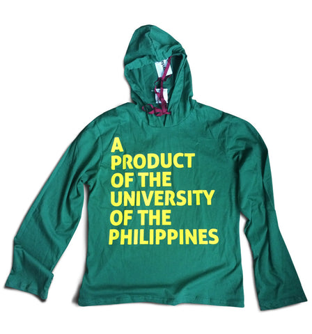 UP Product Hoodie Shirt - Green