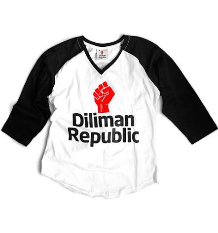 Diliman Republic 3/4 Sleeves Shirt