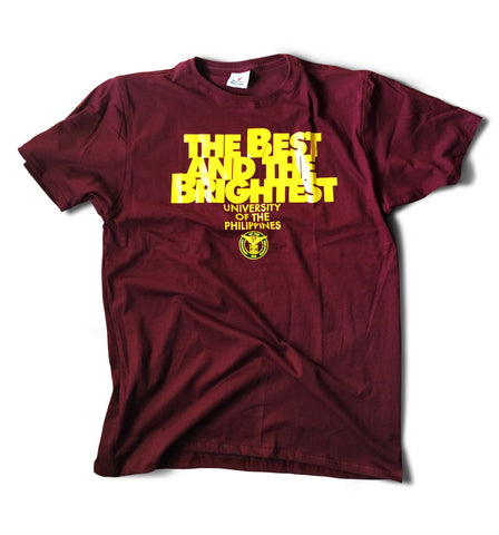 UP The Best & The Brightest Shirt