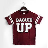 UP Baguio Football Shirt