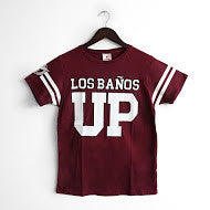 UP Los Banos Football Shirt