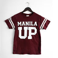 UP Manila Football Shirt