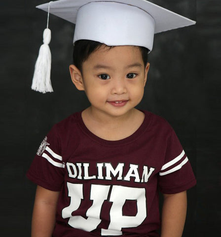 UP Diliman Football Kids Shirt