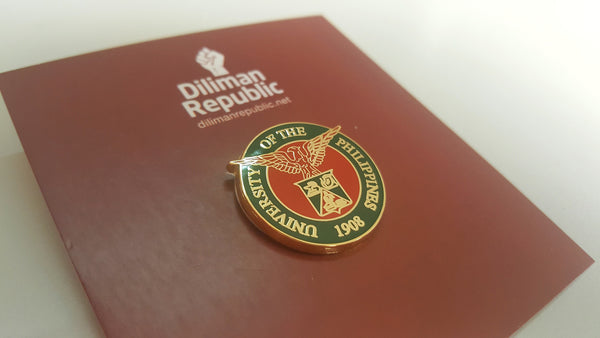 The UP Lapel Pin