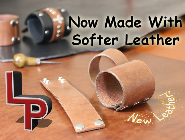 New Softer Leather!!!