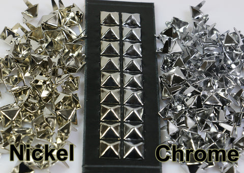 Nickel vs Chrome Plating
